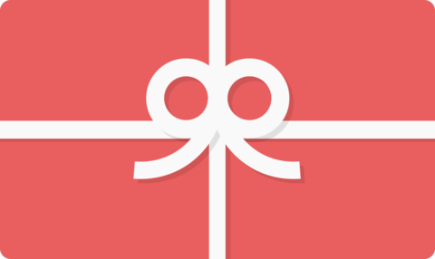 Online Gift Certificate - for online purchases only, call shop for in-store gift cards