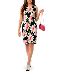 Lisa -Stunning daisy floral dress