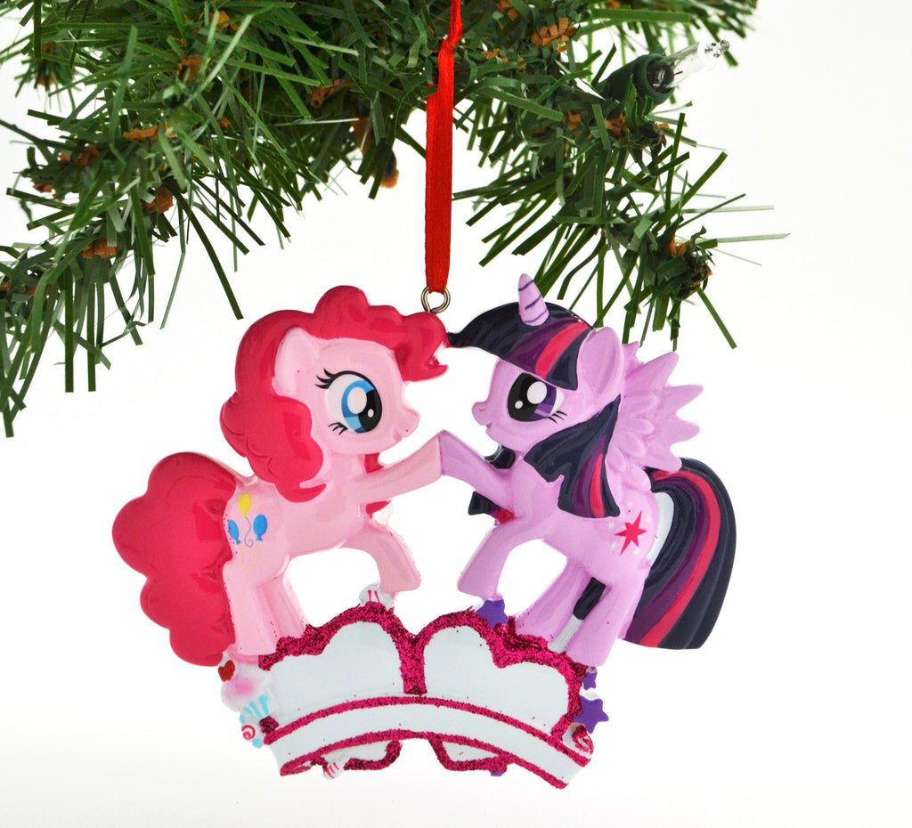 MY LITTLE PONY-PINKIE PIE TWILIGHT SPARKLE