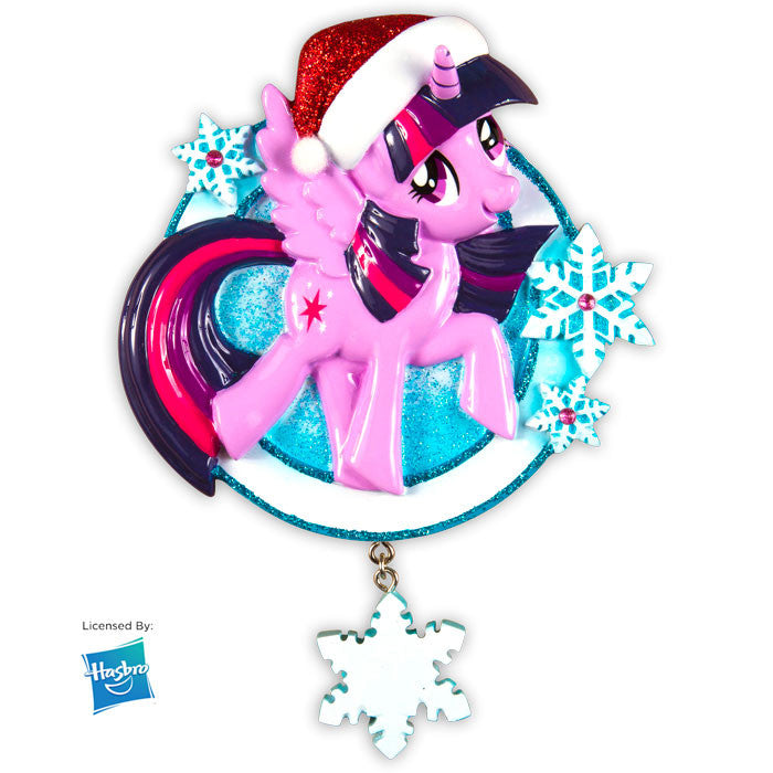 MY LITTLE PONY-TWILIGHT SPARKLE W/SNOWFLAKE