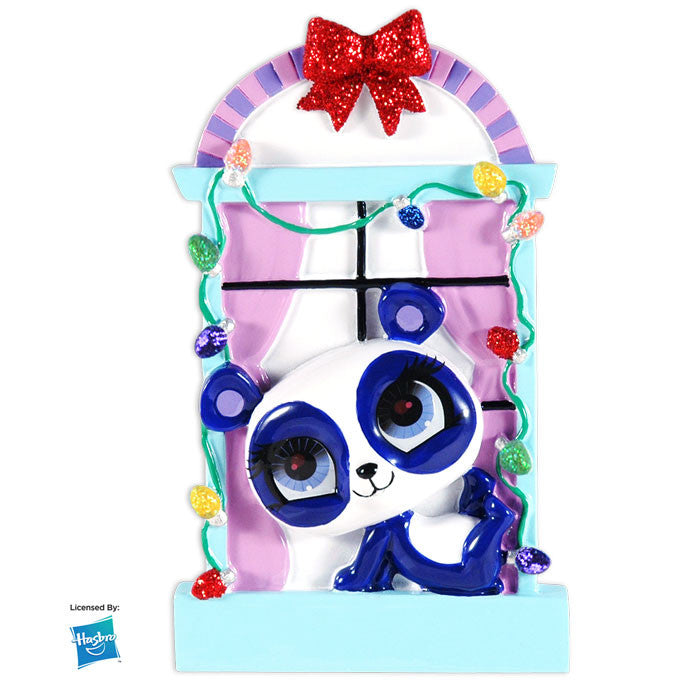 LITTLEST PET SHOP-PENNY LING IN WINDOW