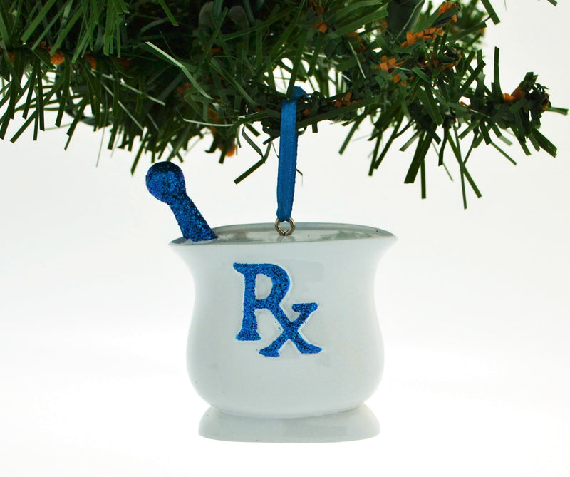 Personalized Christmas Ornament Occupation Pharmacist Blue/Pharmacist Christmas Ornaments/Personalized Pharmacist Christmas Ornament/Personalized by Santa…