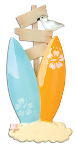SURFBOARD FAMILY OF 2