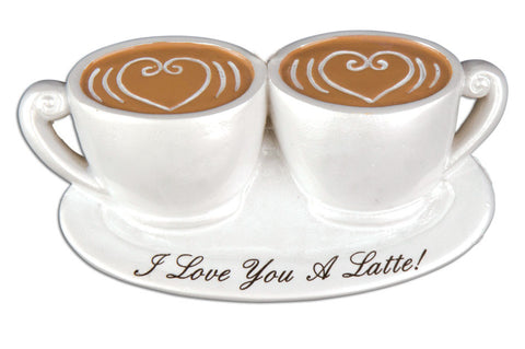 COUPLES-I LOVE YOU LATTE