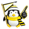 PENGUIN SPORT FAN-BLACK/GOLD/WHITE
