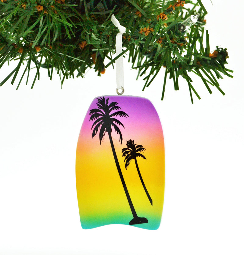 PALM TREE BODY PADDLE BOARD SUP