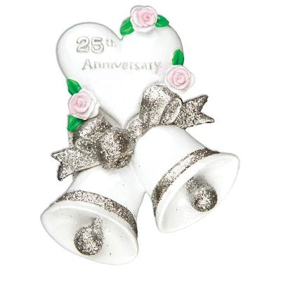 COUPLES-25TH WEDDING ANNIVERSARY