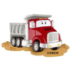 Grantwood Technology Personalized Christmas Ornaments Child-Dumptruck/Personalized by Santa/Dump Truck Ornament/Truck Ornament