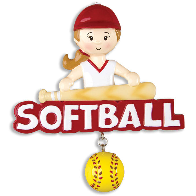 SOFTBALL-GIRL