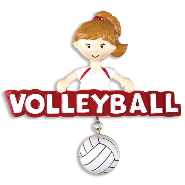 VOLLEYBALL-GIRL