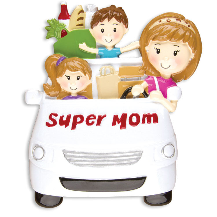 SUPER MOM MINIVAN