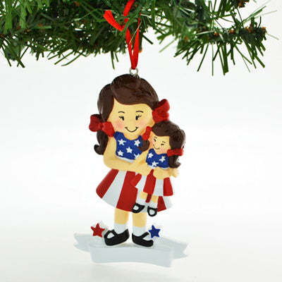 AMERICAN GIRL DOLL BROWN HAIR