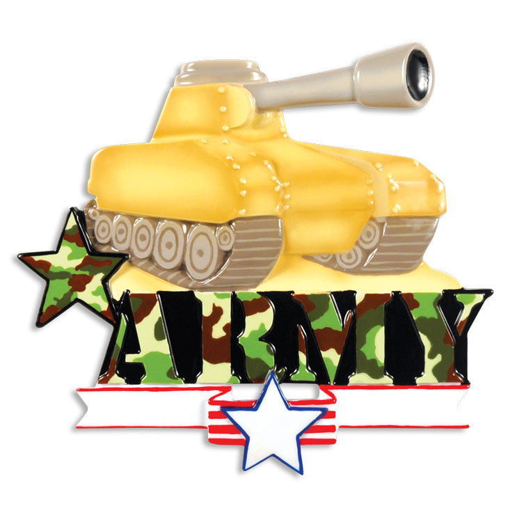 ARMED FORCES-ARMY TANK