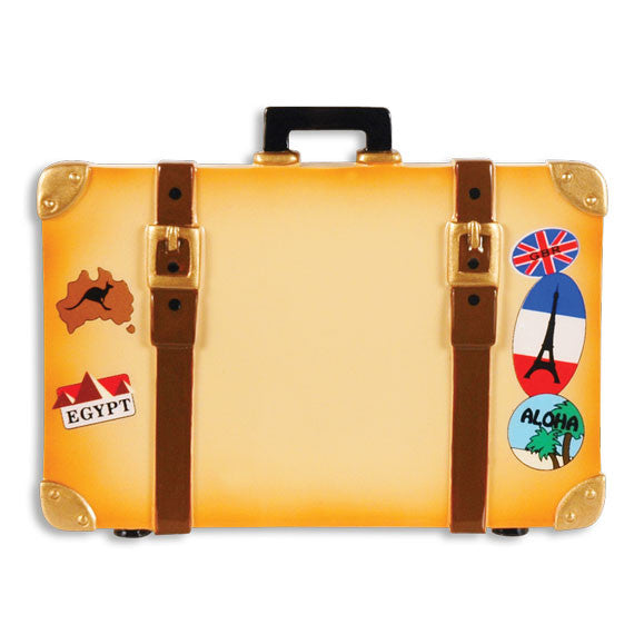 WORLD TRAVEL TRUNK