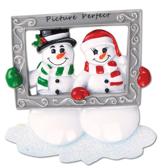 SNOW COUPLE HOLDING FRAME