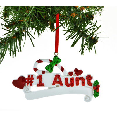 #1 AUNT HEARTS CANDYCANE