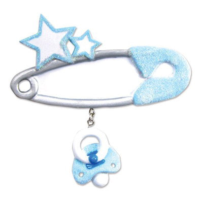 BABY PIN-BLUE