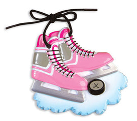 GIRLS HOCKEY SKATES