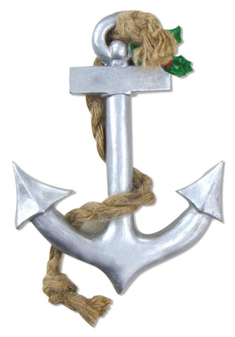PERSONALIZED CHRISTMAS ORNAMENT HOBBIES/ACTIVITIES-ANCHOR