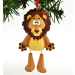 CHILD'S LION WITH DANGLE LEGS