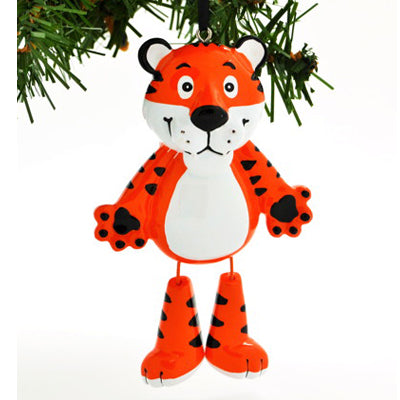 CHILD'S TIGER WITH DANGLE LEGS