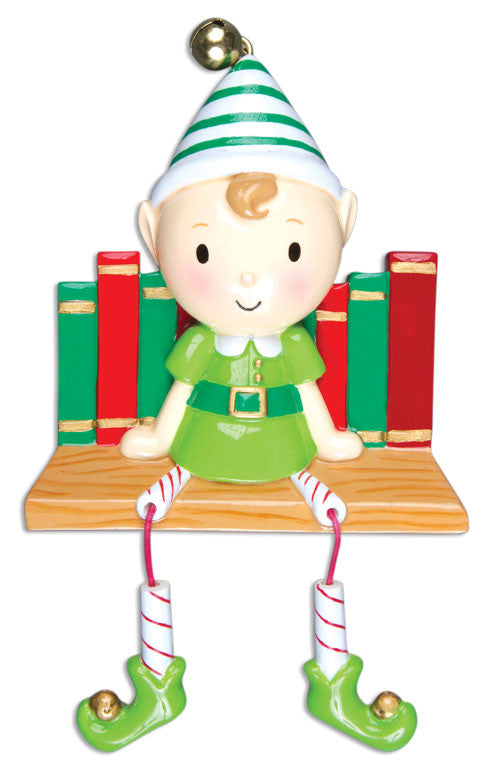 ELF ON BOOKS