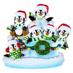 PENGUIN/IGLOO FAMILY OF 3