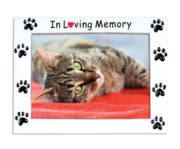 REST IN PEACE PETS Photo Frame