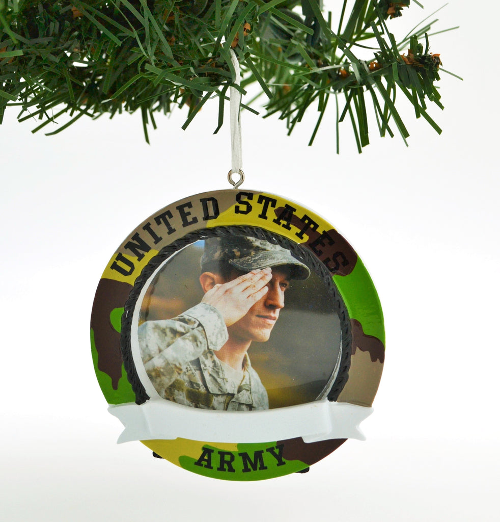 UNITED STATES ARMY CAMO Photo Frame