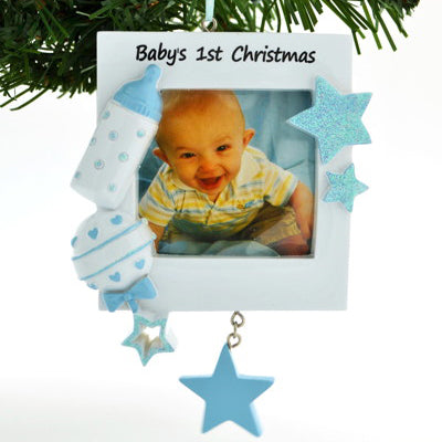 BLUE BABY'S 1ST CHRISTMAS