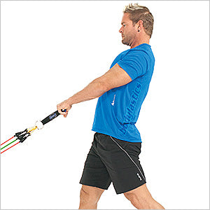 Standing Back Extension (Handle)