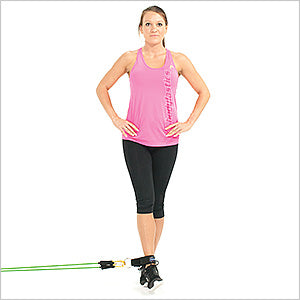 Standing Leg Adduction