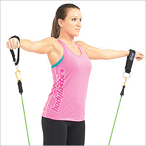 Standing Lateral Shoulder Raise