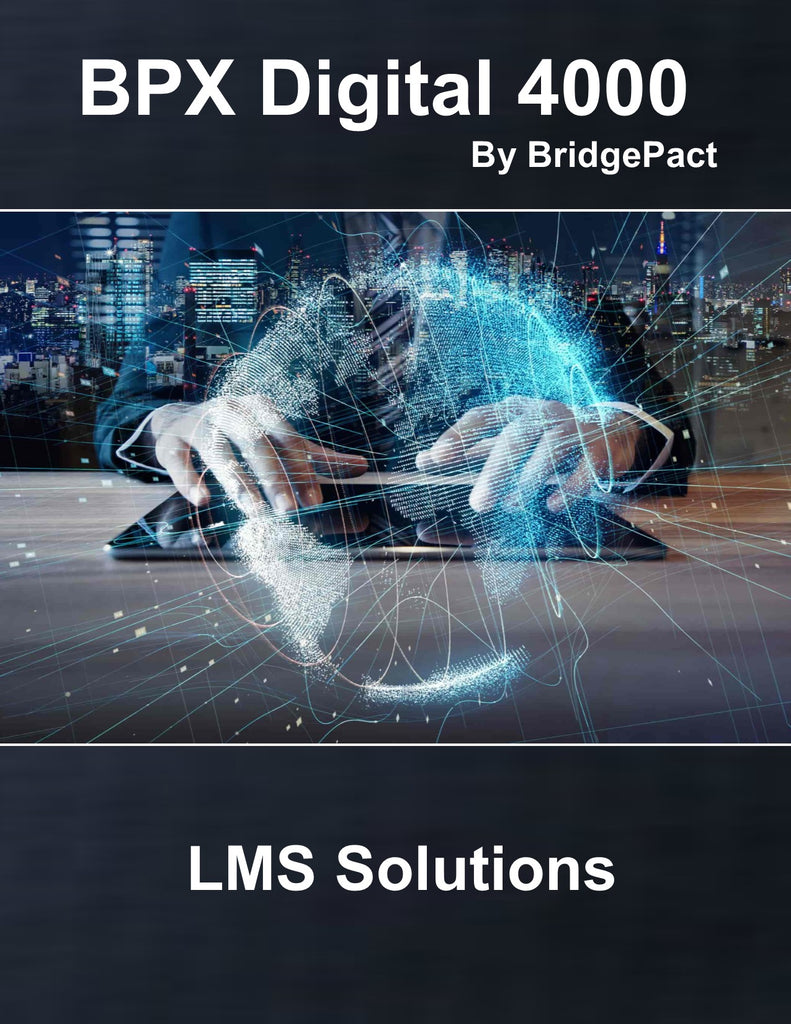 LMS Development -- Additional Course (LMS-2495)
