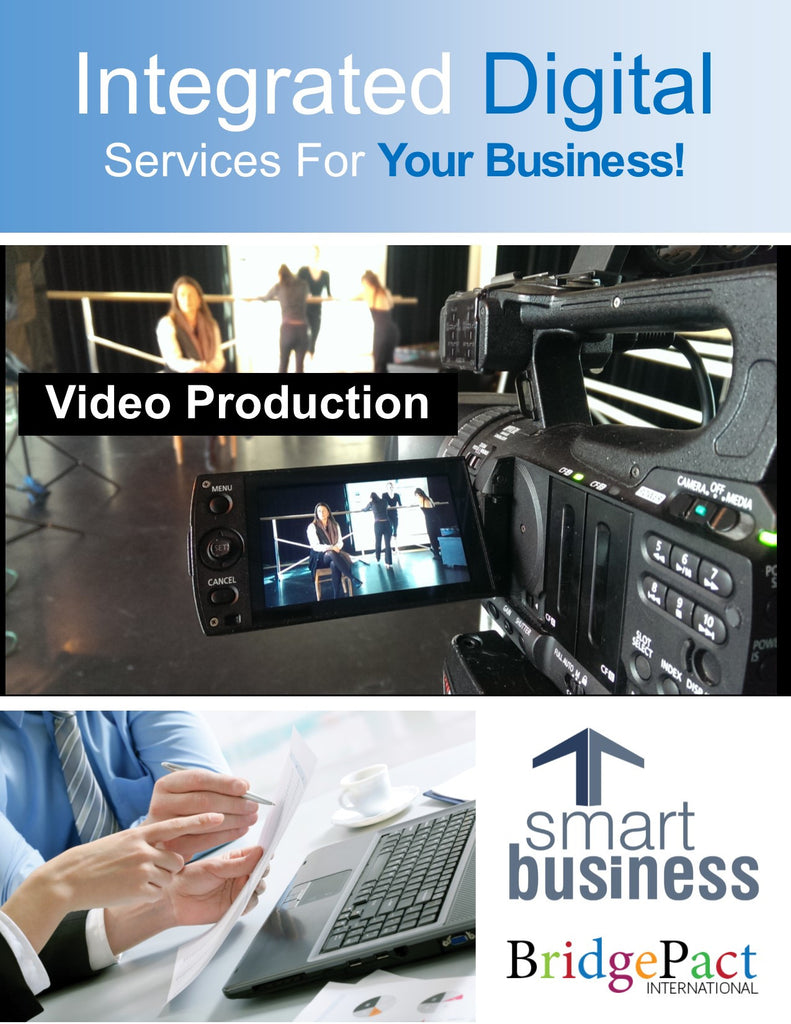 Video and Photo Shoot Production (VPC-100)