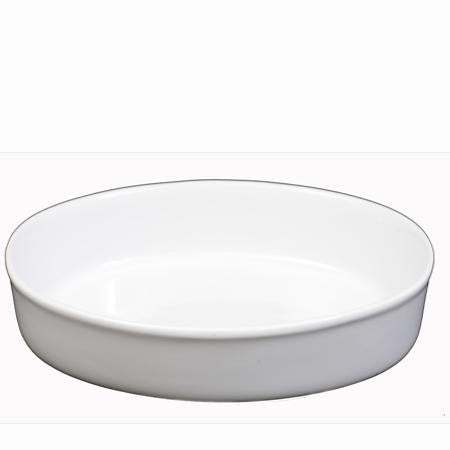 Party Rental Products 14 inch x10 inch  Oval Baking Dish Bowls