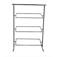 Wrought Iron 3 Tier Rectangle Stand