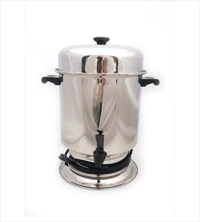 Coffee Maker 55 Cup, Chrome