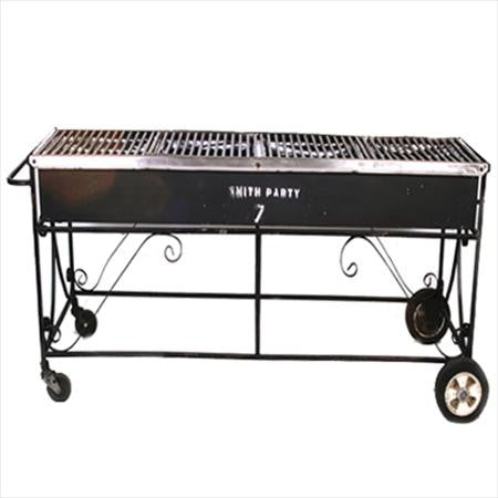 Party Rental Products 6' Propane Grill  Cooking