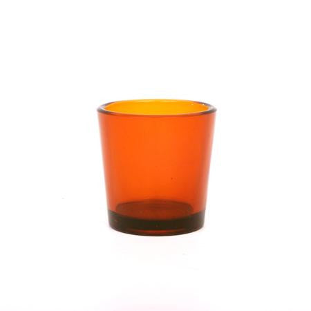 Party Rental Products Amber Votive Candles and Votives