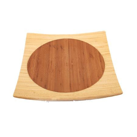 Party Rental Products Bamboo 14: x14 inch  Trays