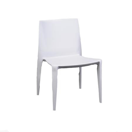 Charmant Party Rental Products Bellini Chair   Dove Grey Chairs