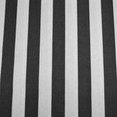 Party Linens Black Stripe  Stripes and Polka Dots