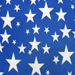 Party Linens Blue Stars  Specialty Prints