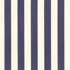 Party Linens Blueberry Stripe Stripes and Polka Dots