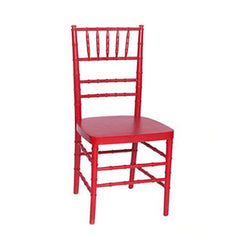 Red Ballroom Chair