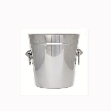 Chrome Ice Bucket - Bar