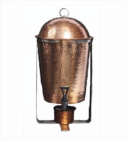 Copper Samovar - 90 cup - Coffee