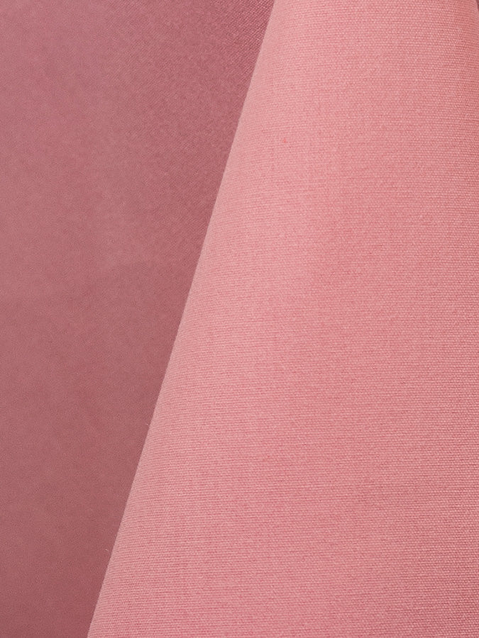 Pink   - Solid Cotton Nouveau