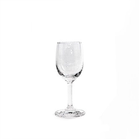 Tall Dessert Wine Glass